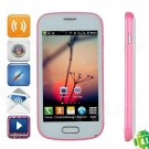 """M-HORSE7562 (SPHS on Hsdroid) Android 4.1 GSM Phone w/ 4.0"""" Capacitive, Quad-Band and Wi-Fi - Pink"""