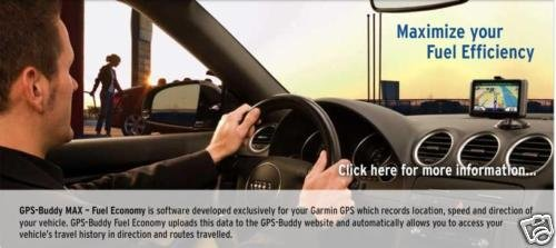 GPS-Buddy Fuel Economy Software Pkg & 1 yr subscription
