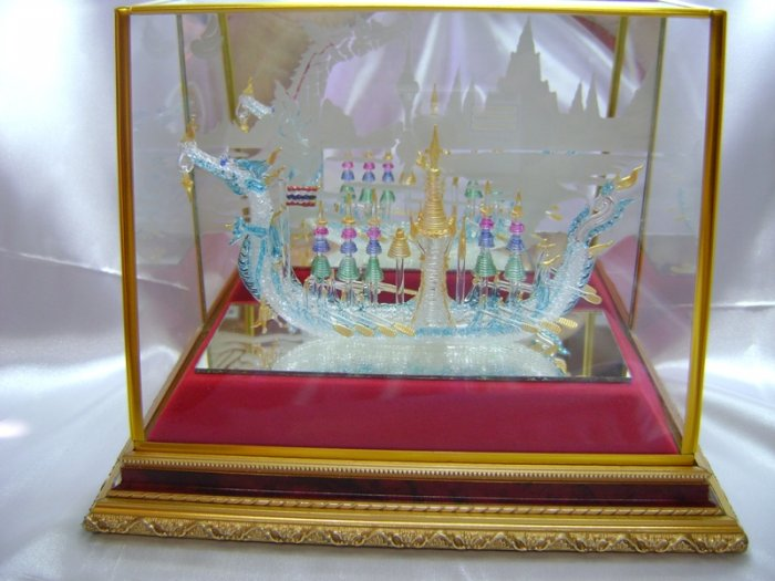 GLASS BLOWING HANDMADE CARFT COLLECTIBLE