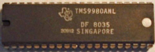 TMS9980ANL  T.I. Processor - RARE !!