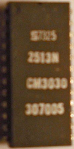 Signetics 2513N Character Generator - NOS!! - RARE !!