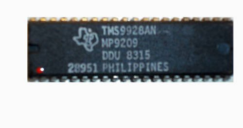 TMS9928NL Video Display Processor