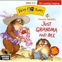 Just Grandma and Me Interactive Storybook PC-CD Ages 3-7 Win XP