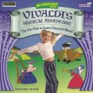 Vivaldi Musical Adventure Superstart Education Classical Music PC-CD Win XP