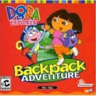 Dora Explorer Backpack Adventure PC Game CD Win XP/ Mac