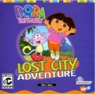Dora Explorer Lost City Adventure PC Game CD Win XP/ Mac