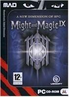 Might And Magic 9 PC-CD Adventure Win XP/Vista
