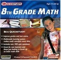 8th Grade Math Speedstudy Education Ages 12+