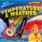 Lets Learn Temperature And Weather Superstart Education Ages 6-12