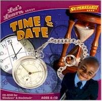 Lets Learn Time And Date Superstart Education Ages 6-12