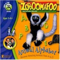 Zoboomafoo Animal Alphabet Ages 3-6
