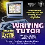 Writing Tutor Includes Typing Tutor 6 Writing Improvement