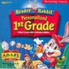 Reader Rabbit 1st Grade (2-CD Set) Ages 5-7