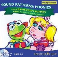 Muppet Kids Vol 3 Sound Patterns Phonics Ages 3-6