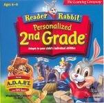 Reader Rabbit 2nd Grade (2-CD Set) Ages 6-8