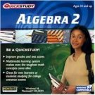 Algebra 2 Speedstudy Education Math Ages 14+