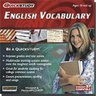 English Vocabulary Speedstudy Education Ages 10+