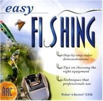 Easy Fishing CD Tips Techniques Video Sports Tutorial (Vista)