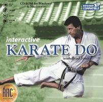Karate Do With Brad Jones CD Martial Arts Sports Tips Techniques Video Interactive (Vista)