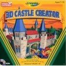 Crayola 3D Castle Creator Ages 7-12