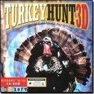 Turkey Hunt 3D PC-CD Sports Hunting Win 95/98 - 36310
