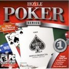 Hoyle Poker Series PC-CD Cards Casino Tournaments Win XP