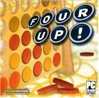 Four Up Strategy Board Game PC-CD Win XP