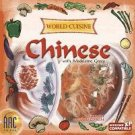 Chinese With Madeleine Greey World Cuisine Cooking CD Win XP/ Mac