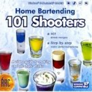 Home Bartending 101 Shooters CD Recipes Tips Win XP/ Mac