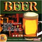 Beer CD Beverage Guide Tips Video Win XP/ Mac