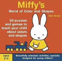 Miffys World of Color And Shapes PC Interactive Learning Ages 2-5