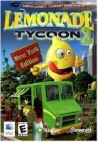 Lemonade Tycoon 2 NY Edition For Macintosh PC-CD Simulation