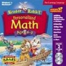 Reader Rabbit Math (2-CD Set) Ages 6-9