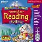Reader Rabbit Reading (2-CD Set) Ages 4-6