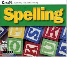 Spelling Snap Education Ages 5-9