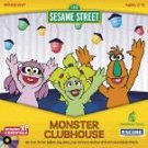 Monster Clubhouse Sesame Street Preschool Learning Ages 3+