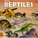 World Of Reptiles Education Interactive CD Ages 9+