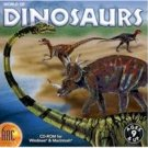 World Of Dinosaurs Education Interactive CD Ages 9+