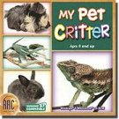 My Pet Critter Education CD Ages 6+ Vista - 34073