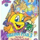 Freddi Fish 3 Case Of Stolen Conch Shell PC Game Ages 3-8 - Vista - 26019