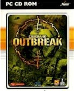 Codename Outbreak PC-CD Tactical Action Win XP