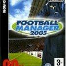 Football (Soccer) Manager 2005 PC-CD Win XP/Vista