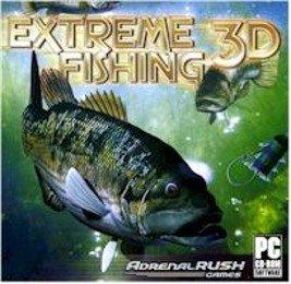Extreme Fishing 3D PC-CD Sports Win XP