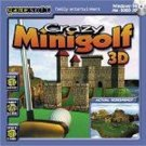 Crazy MiniGolf 3D PC-CD Sports Win XP