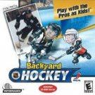 Backyard Hockey PC-CD Sports Win XP