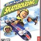 Backyard Skateboarding PC-CD Sports Win XP/Vista - 33386