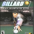 World Champion Billiard Featuring Gustavo Zito PC-CD Sports Pool Win XP - 36721