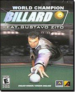 World Champion Billiard Featuring Gustavo Zito PC-CD Sports Pool Win XP - 36721