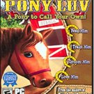 Pony Luv PC Game Virtual Pet Simulation Rated E - 36652