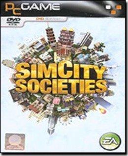 SimCity Societies DVD PC Game Simulation - Vista - 39159